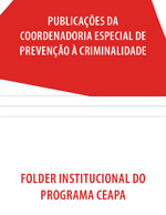 Folder Institucional do Programa Ceapa